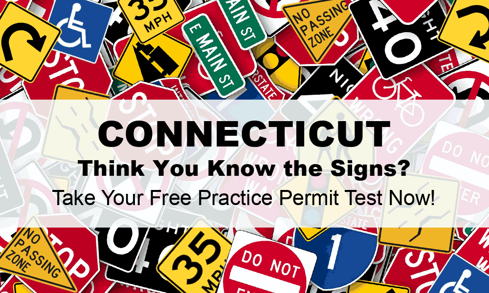 dmv drivers license test ct