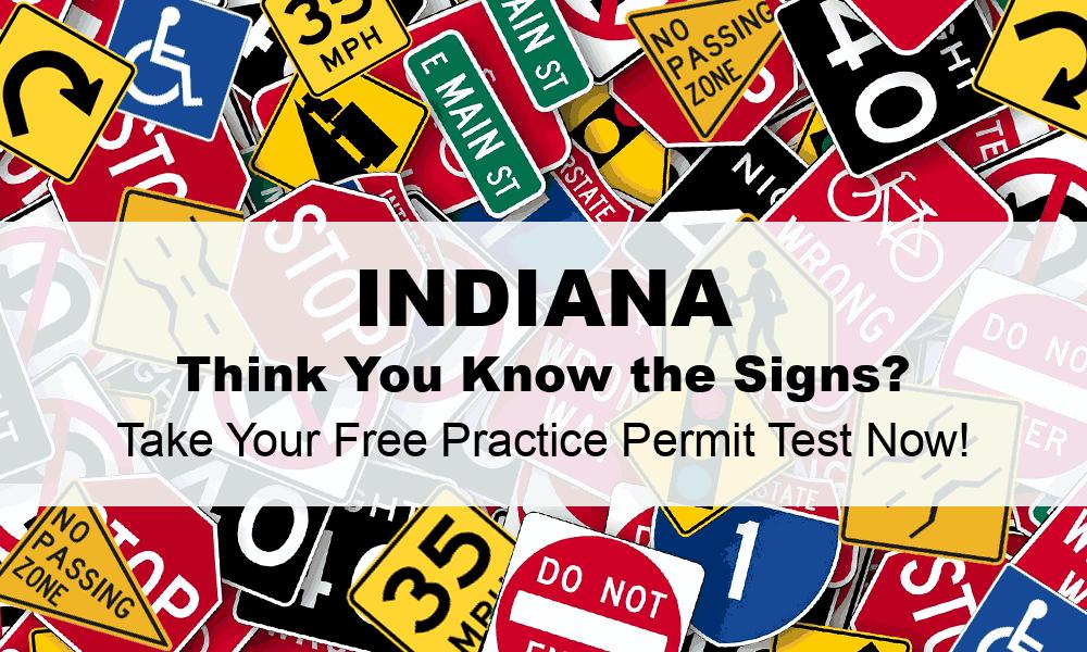 Florida Learners Permit >> Indiana DMV Practice Test (#1) - FREE IN DMV Practice ...