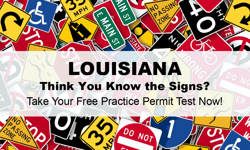 drivers chauffeur license practice test louisiana