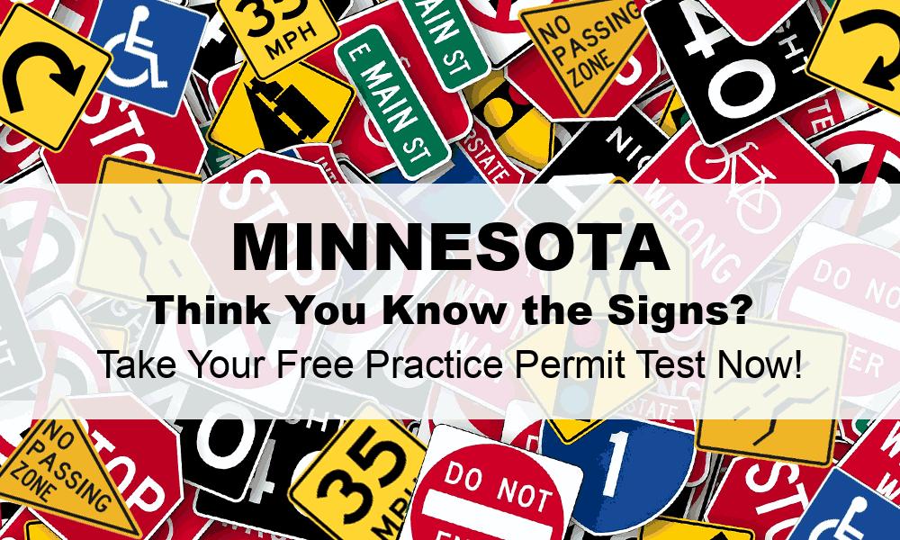 minnesota drivers permit test manual