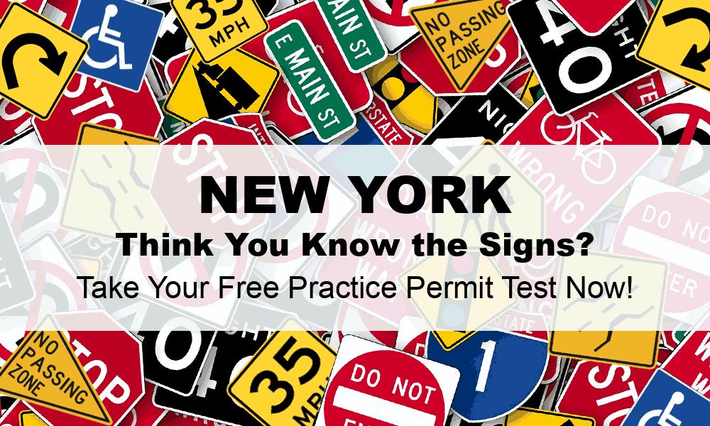 New York DMV Practice Test (#1) - FREE NY DMV Practice