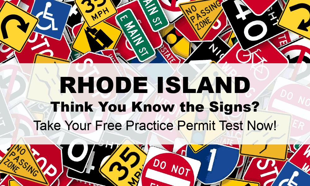 Rhode island driving test 13 free ri dmv written test for Washington dc department of motor vehicles